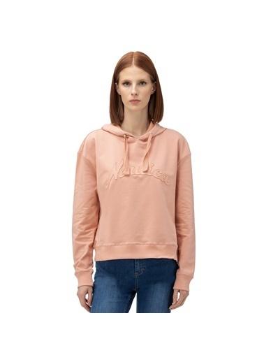 Nautica Sweatshirt Pembe